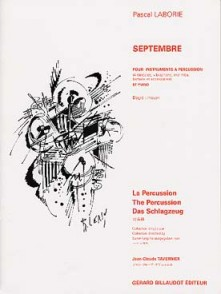 LABORIE P. SEPTEMBRE PERCUSSIONS