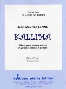 LENNE J.M. KALLIMA PERCUSSION