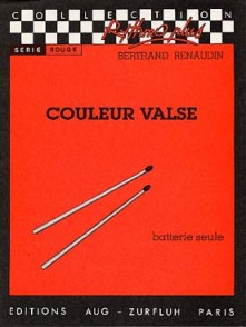RENAUDIN B. COULEUR VALSE BATTERIE