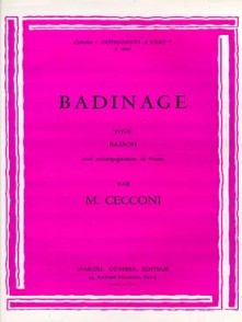 CECCONI M. BADINAGE BASSON