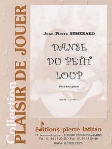 SEMERARO J.P. DANSE DU PETIT LOUP GUITARE