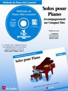 SOLOS FOR PIANO VOL 1