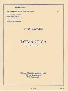 LANCEN S. ROMANTICA BASSON