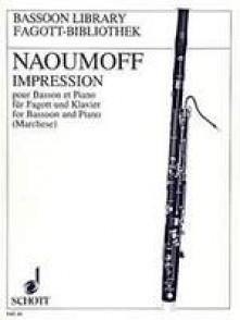 NAOUMOFF E. IMPRESSION BASSON