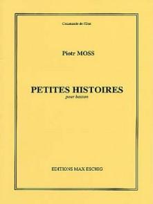 MOSS P. PETITES HISTOIRES BASSON