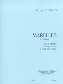 ANDRES B. MARELLES 2ME CAHIER HARPE