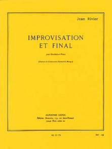 RIVIER J. IMPROVISATION ET FINAL HAUTBOIS