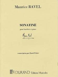 RAVEL M. SONATINE HAUTBOIS