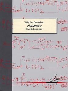 VAN DORSSELAER W. HABANERA HAUTBOIS