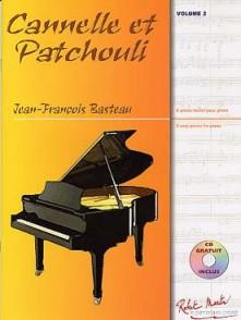 BASTEAU J.F. CANNELLE ET PATCHOULI PIANO