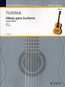 TURINA J. OEUVRES POUR GUITARE