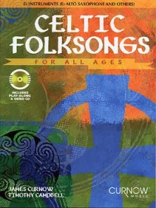 CELTIC FOLKSONGS FOR ALL AGES SAXO ALTO