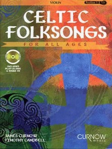 CELTIC FOLKSONGS FOR ALL AGES VIOLON