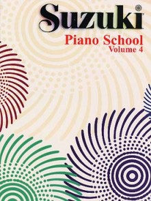 SUZUKI PIANO SCHOOL VOL 4
