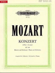 MOZART W.A. CONCERTO N°23 KV 488 2 PIANOS
