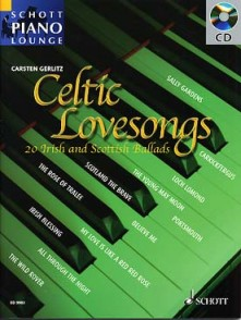 GERLITZ C. CELTIC LOVESONGS PIANO
