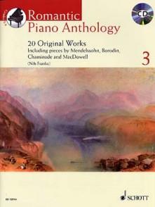ROMANTIC PIANO ANTHOLOGY VOL 3