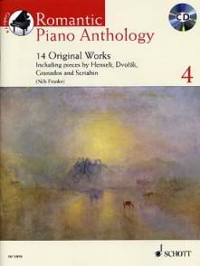 ROMANTIC PIANO ANTHOLOGY VOL 4