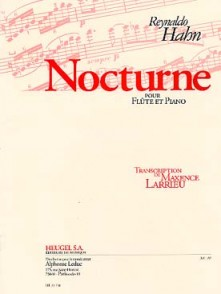 HAHN R. NOCTURNE FLUTE