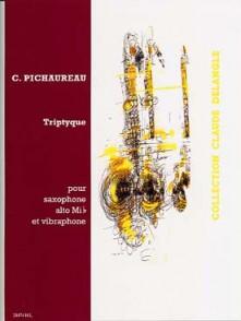PICHAUREAU C. TRIPTYQUE SAXO ET VIBRA