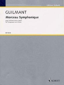 GUILMANT F.A. MORCEAU SYMPHONIQUE TROMBONE