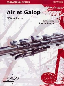 AERTS H. AIR AND GALOP FLUTE