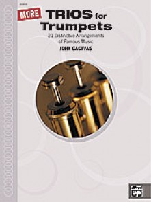 CACAVAS J. MORE TRIOS FOR TRUMPETS