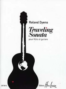 DYENS R. TRAVELING SONATA FLUTE GUITARE
