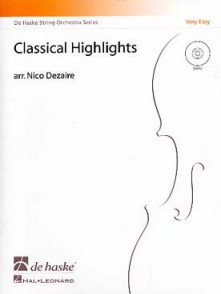 DEZAIRE N. CLASSICAL HIGHLIGHTS STRING ORCHESTRA