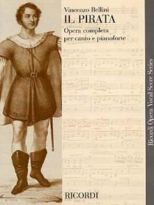 BELLINI V. IL PIRATA CHANT PIANO