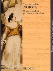 BELLINI V. NORMA CHANT PIANO