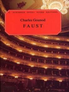 GOUNOD C. FAUST CHANT PIANO