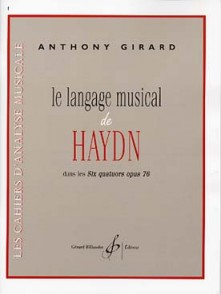 GIRARD A. LE LANGAGE MUSICAL DE HAYDN