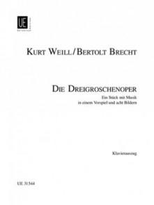WEILL K. DIE DREIGROSCHENOPER CHANT