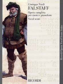 VERDI G. FALSTAFF CHANT