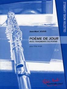 JOUVE J.M. POEME DE JOUR FLUTE