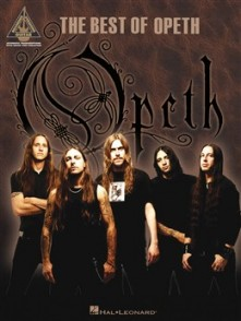 OPETH THE BEST OF GUITARE