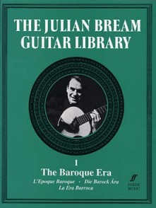 BREAM J. THE JULIAN BREAM GUITAR LIBRARY VOL 1 GUITARE