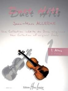 ALLERME J.M. DUET HITS 2 ALTOS