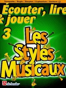 LES STYLES MUSICAUX TROMPETTE
