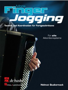 QUAKERNACK H. MORE FINGER JOGGING ACCORDEON