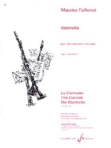 FAILLENOT M. VALSINELLA CLARINETTE