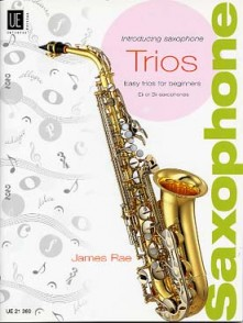 RAE J. INTRODUCING SAXOPHONE TRIOS
