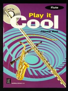 RAE J. PLAY IT COOL FLUTE