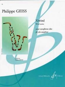 GEISS P. XIWIND SAXOPHONE