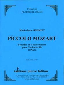 SCHMITT M.L. PICCOLO MOZART CLARINETTE