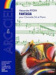 RYDIN A. FANTASIA CLARINETTE