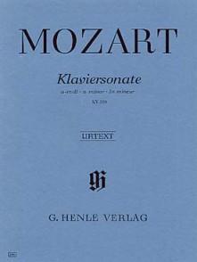 MOZART W.A. SONATE N°8 KV 310 PIANO