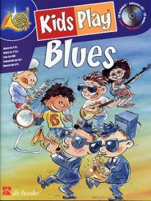 KIDS PLAY BLUES COR