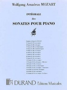 MOZART W.A. SONATE K 282 PIANO